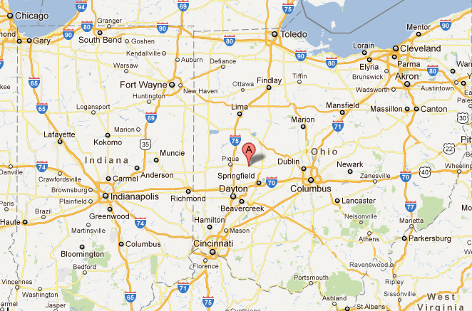Helltown Ohio Map travel | thedailymenh Helltown Ohio Map