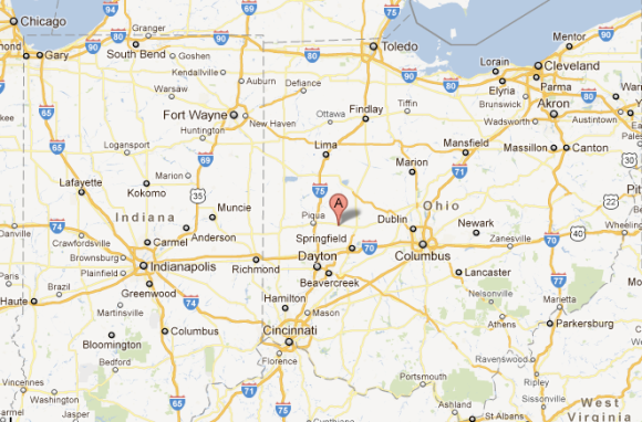 Helltown Ohio Map Helltown Ohio Map | compressportnederland Helltown Ohio Map